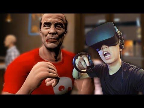 DE JuN   VR虛擬成為酒吧拳王