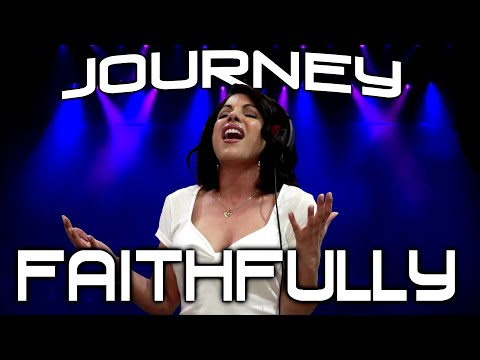 Cover of Faithfully by Journey