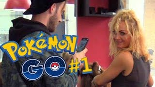 POKEMON GO GAMEPLAY / ADDICTION! (Pokémon Go - Part 1)