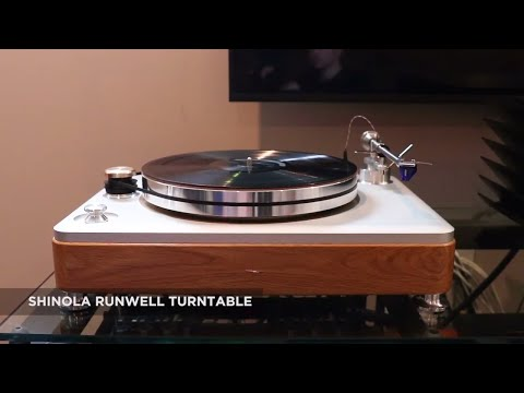 Shinola Runwell Turntable Review – SECRETS of Home Theater and High Fidelity