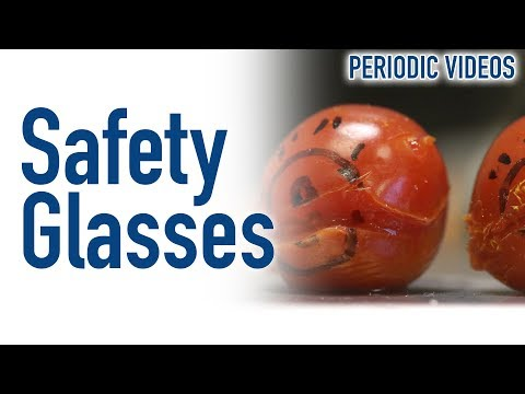 Why you need to wear safety glasses