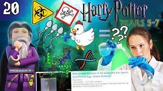 Kan je mens en dier combineren tot één wezen? - Lego Harry Potter: Jaren 5-7 #20