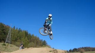 preview picture of video 'Dual and Downhill in Sanok [MTB]'
