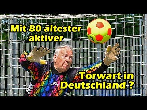 Der älteste aktive Torwart in Deutschland?