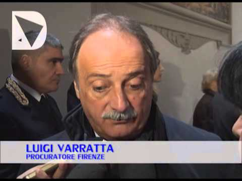 Luigi Varratta, prefetto di Firenze - Video