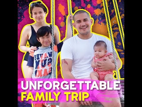 Unforgettable family trip | KAMI |  LJ Reyes and Paolo Contis were tested