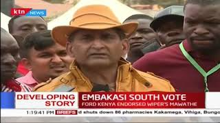 ODM's Sumra cries foul in ongoing Embakasi South by-election, claims voter bribery taking place