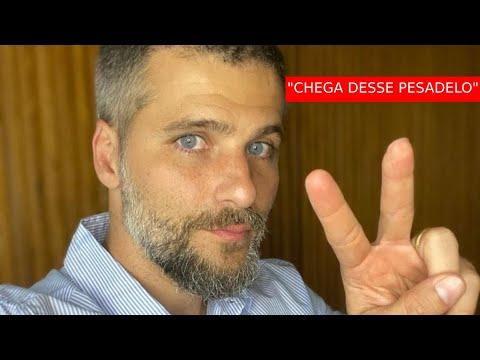 Bruno Gagliasso pede o impeachment do presidente e mobiliza ajuda para Manaus