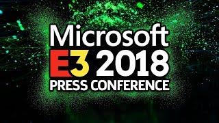 Full Microsoft Xbox E3 2018