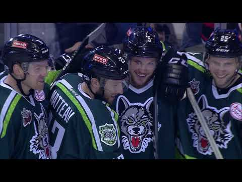 Rampage vs. Wolves | Mar. 16, 2019