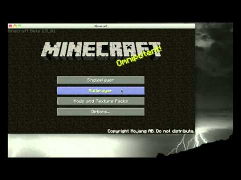 how to downgrade minecraft 1.3 2 to 1.2.5 mac