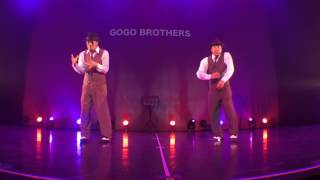GOGO BROTHERS Luxury Soul Night Premium DANCE SHOWCASE 17/5/21