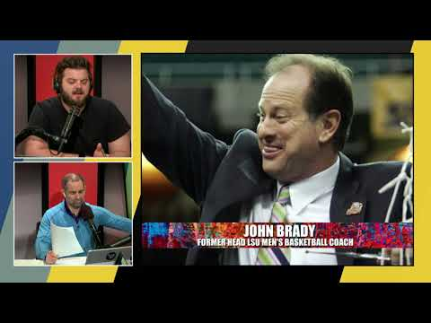 John Brady Interview on Off The Bench