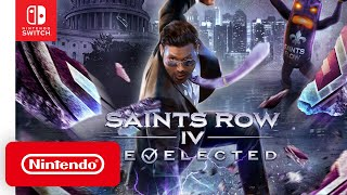 Saints Row IV®: Re-Elected™ - Available Now - Nintendo Switch