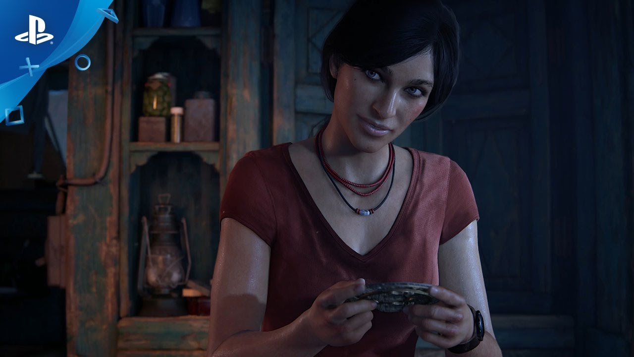 Uncharted: The Lost Legacy Launching August 22, New Footage Released