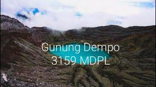 PENDAKIAN GUNUNG DEMPO 3159 MDPL