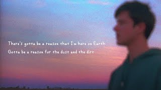 Alec Benjamin - Gotta Be A Reason [Official Lyric Video]