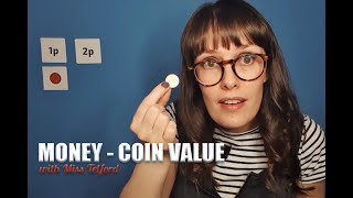DISTANCE LEARNING: Money - Coin Recognition (GBP) EYFS