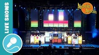 """Atención Atención y la máquina de jugar """"En vivo"""" 2011 - FULL CONCERT"""