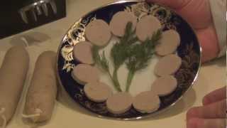 Смотреть онлайн Рецепт докторской колбасы по ГОСТу