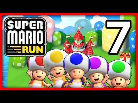 Super Mario Run Walkthrough Part 6 Bombiges Finale Gegen