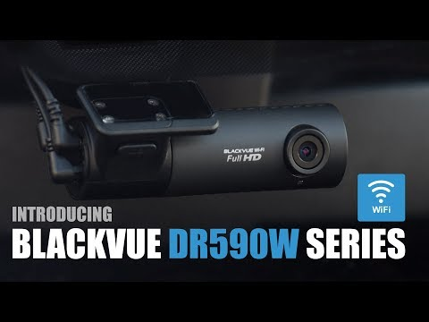 BlackVue DR590W  Promo Video
