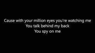 Million Eyes - Loïc Nottet (lyrics)