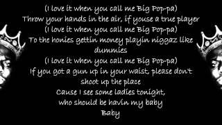 The Notorious BIG   Big Poppa (Lyrics) HD