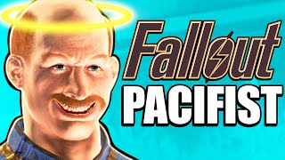 Playing Fallout 4 as a pacifist is hilarious