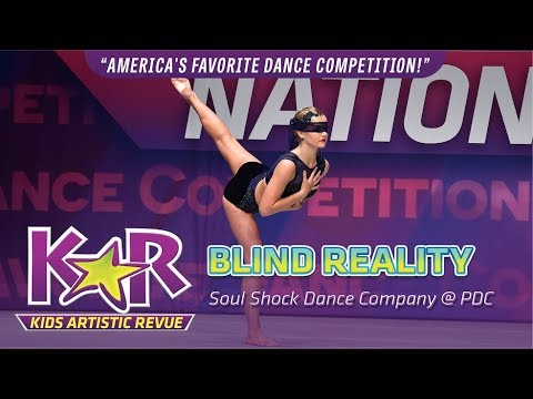 """Blind Reality"" from Soul Shock Dance Company @ PDC"