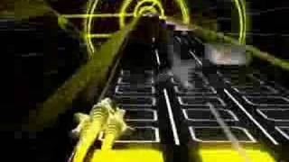 Audiosurf; From Out of Nowhere (Apocalyptica)