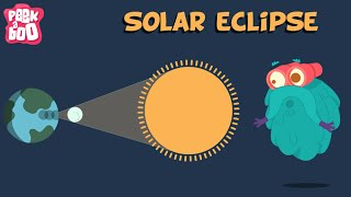 Solar Eclipse | The Dr. Binocs Show | Educational Videos For Kids