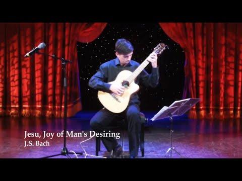 Classical Guitarist - Tom Video