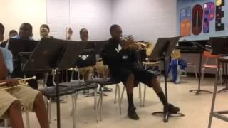Solo Sawmill Creek Trumpet