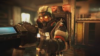 PS Vita : Killzone: Mercenary Multiplayer BTS Trailer [720 HIGH QUALITY]