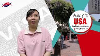 Hướng dẫn phỏng vấn xin visa du học Mỹ biết 100% Lãnh sự quán hỏi gì Duyên Thanh