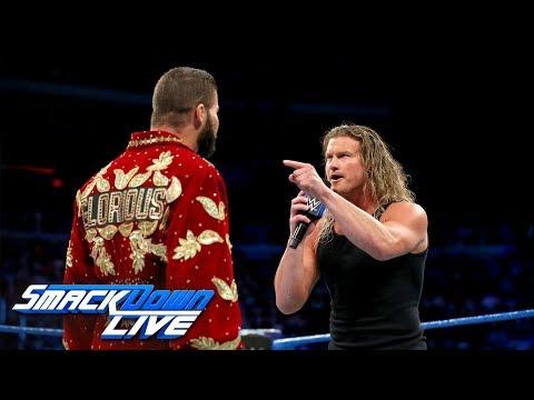 Bobby Roode calls out Dolph Ziggler: SmackDown LIVE, Sept. 26, 2017