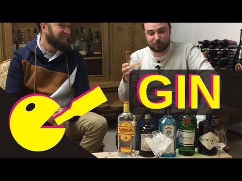 Gin-Sorten (die beliebtesten Gins): Hendricks, Tanqueray, Bombay, Monkey, Gordons + The Duke Gin