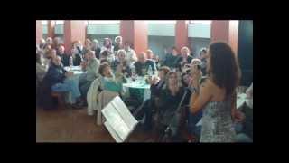 preview picture of video 'VALERIA LIMA EN EL REENCUENTRO PICHONERO 2012'