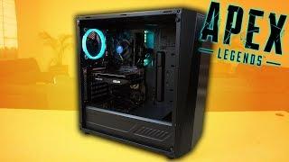 Ensamblando el PC Gamer más económico para Apex Legends - Proto Hw & Tec