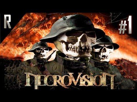 ► Necrovision Walkthrough HD - Part 1