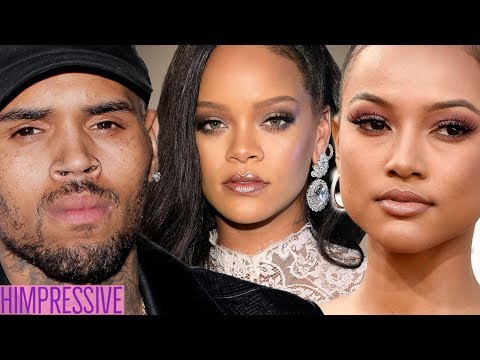 Chris Brown CAUGHT STALKING Rihanna and Karrueche Tran (YOU MUST SEE THIS)