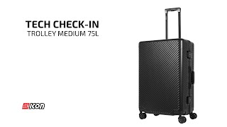 SCICON | Tech Check-In Trolley Medium 75L