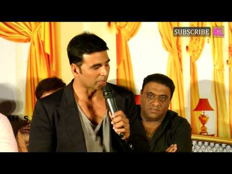 Trailer launch of movie Its Entertainment | Akshay Kumar, Tammanah, Sonu Sood & others | Part 2