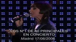 Ana Torroja - Barco A Venus - Los Nº 1 De 40 Principales En Concierto