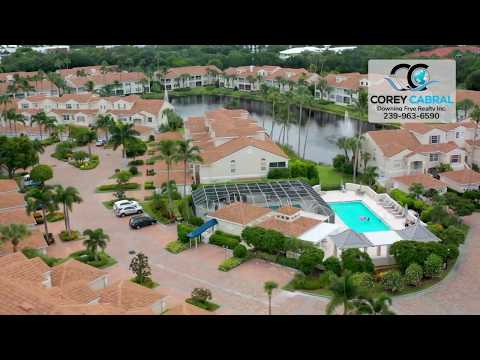 Pelican Bay Avalon Naples Florida 360 degree video fly over