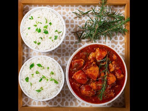 Rosemary Chicken Curry