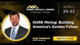 KORE Mining: Building America's Golden Future