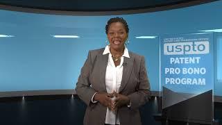 Intro to the USPTO Patent Pro Bono Program