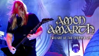 """Video thumbnail of """"Amon Amarth - Twilight of the Thunder God (Official Live Video)"""""""